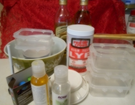 soap supplies